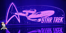 Laser Pinball topper Star Trek