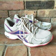 Reebok Easytone Womens Sz 7.5 US White Pink Toning Rocker Walking Fitness Shoes