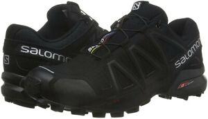 Salomon Men's Speedcross 4 Trail Running Sneaker Shoes