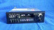 LYNX LC711 FM Stereo Cassette Autoradio Vintage AUTO d'epoca TESTATA FUNZIONANTE