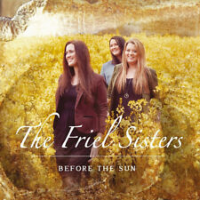 The Friel Sisters : Before the Sun CD (2018) ***NEW***