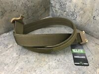 Elite Survival CO Shooter's Belt with Cobra Buckle CSB-T-SM Tan - Small