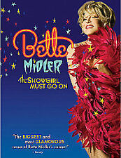 Bette Midler - The Showgirl Must Go On (Blu-ray, 2011)