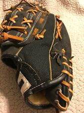 New listing Franklin Baseball Glove Black With Brown Laces