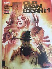 Old Man Logan #1 Secret Wars 1st printing Bendis Sorrentino Marvel comics NM