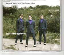 (HI782) Tommy Turbo & The Turbervilles, (Her Name Is) Sophie - 2009 CD