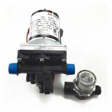 Shurflo 4008-101-A65 w/ Strainer | Marine and RV 12V Water Pump | 3.0 GPM