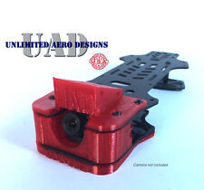 Low Profile FPV Cam Mount/Skid Plate w/ 20° Ramp - Vortex 250 Pro