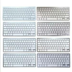 Russian/Spanish/Korean Bluetooth-compatible Wireless Keyboard for