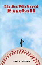 The Boy Who Saved Baseball by John Ritter - FREE S/H