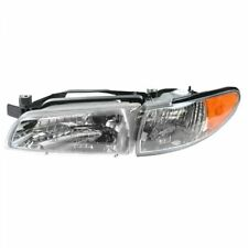 FITS FOR GRAND PRIX 1997 1998 1999 2000 2001 2002 2003 HEADLIGHT LEFT DRIVER