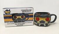 New Funko Pop Collector Corps Marvel Guardians of the Galaxy Star Lord Mug FP20