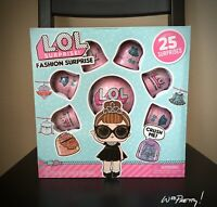 2019 LOL Surprise Eye Spy Fashion Jelly Crush Series - 25 Surprises - NIB
