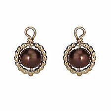 06b2e460d0f2d PANDORA Pearl Fine Earrings   eBay