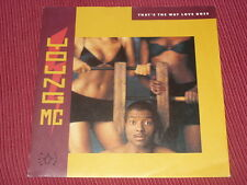 """Young MC:  That's The Way Love Goes    UK    Near Mint   7"""""""