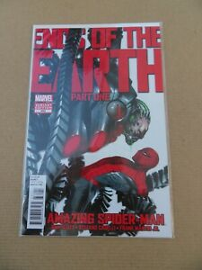 Amazing Spider-Man 682 . G. Dell'Otto Variant. HOT ! Marvel 2012 . VF / NM