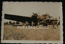 Foto original francés Gross-avión 2.wk