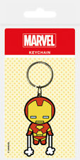 Marvel Kawaii (Iron Man) Rubber Keychain