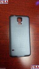 ORIGINAL Battery Back Door Cover Samsung Galaxy S5 i9600 G900P G900T G900V Black