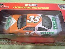 1998 Racing Champions Todd Bodine #35 Tabasco Orange/White 1/24 Diecast Nascar