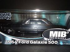 Greenlight Ford Galaxie 500 1964 MIBIII Chrome 1/18 Limited Edition