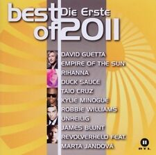 RTL Best of 2011-Die Erste Katy Perry, Taio Cruz, Empire of the Sun, Riha.. [CD]