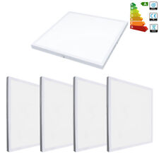 48W 600x600mm LED Ceiling Panel Light Surface Mount White Lamp Office Kitchen AU
