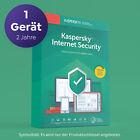Kaspersky Internet Security 2021 1, 3, 5, 10 Geräte 2 Jahre EMAIL DIGITAL sofort <br/> ✅Deutscher Händler ⭐⭐⭐⭐⭐ Rechnung mit 19% MwSt