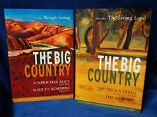 The Big Country - Rough Living & The Living Land 2 Vol Set Readers Digest Books