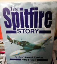 THE SPITFIRE STORY-REVISED SECOND EDITION 1995 - BY ALFRED PRICE
