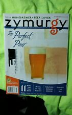 ZYMURGY MAGAZINE,  2008 VOL.31 NO.2 HOMEBREW AND BEER LOVER