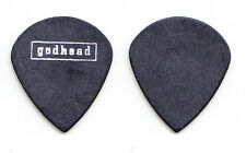 Godhead Jason C. Miller Black Teardrop Guitar Pick - 1990s Tours