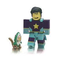 "Super Hero Life STARLASS, Roblox Gold Series 1 Mystery 3"" Figures Packs-No Codes"