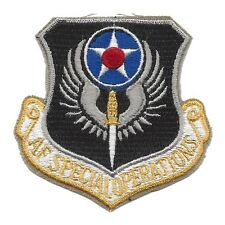Air Force Special Operations USAF MILITARY PATCH