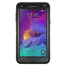 Genuine OTTERBOX Defender Case for Samsung Galaxy Note 4 Tough Heavy Duty Black