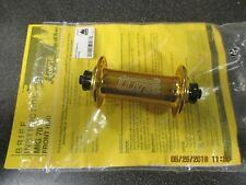 Tune Mig 70 gold front hub 28H QR NEW