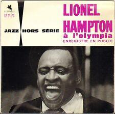 "LIONEL HAMPTON ""A L'OLYMPIA"" 50'S EP VERSAILLES 122"