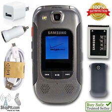 Samsung Convoy 3 (Red Pocket - Straight Talk) SCH-U680 Cell Phone CDMA Rugged