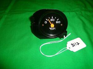 73-87 Chevy GMC Truck GM Oil Pressure Instrument Gauge PSI Blazer Suburban 81-87