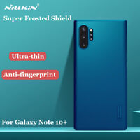 NILLKIN For Samsung Galaxy Note 10 Plus 5G Shockproof Frosted Shield Hard Case