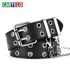 CARTELO Fashion Alloy women belt Belt Chain luxury for women belt Genuine