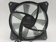 Cooler Master 120MM 12CM 3 PIN 202001180-GP Performance Cooling Case Fan Used