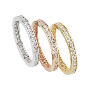 Memory Ring 14 k 585, Vorsteckring, Memoire Ring, Damenring, Verlobungsring