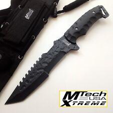 KNIFE COLTELLO DA CACCIA MTECH 8062N SURVIVOR SOPRAVVIVENZA SURVIVAL STILE RAMBO