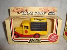 Lledo Morris Diecast Delivery Trucks