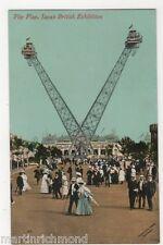 Japan British Exhibition, Flip Flap Postcard, B490