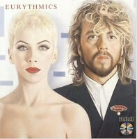 Eurythmics Revenge (1986) [CD]