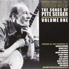 Disques vinyles folk Pete Seeger LP