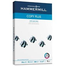"Hammermill Copy Plus Copy Paper - For Inkjet Print - Ledger/tabloid - 11"" X 17"""