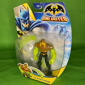 BATMAN UNLIMITED Scarecrow Blade Attack RARE New DC COMICS JUSTICE LEAGUE BNIB